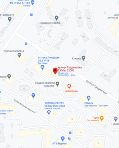 м. Левобережная, м. Черниговская ул. Градинская, 9, Киев