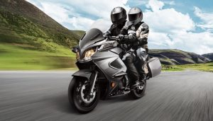 вождение на мотоцикле без инструктора