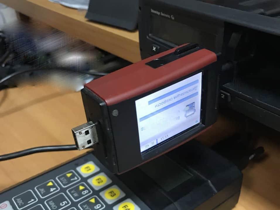 Чип карта водителя для цифрового тахографа